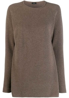 Joseph ribbed knit cashmere jumper