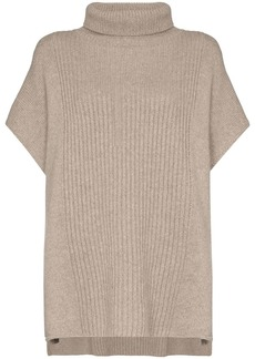 Joseph roll-neck cashmere jumper