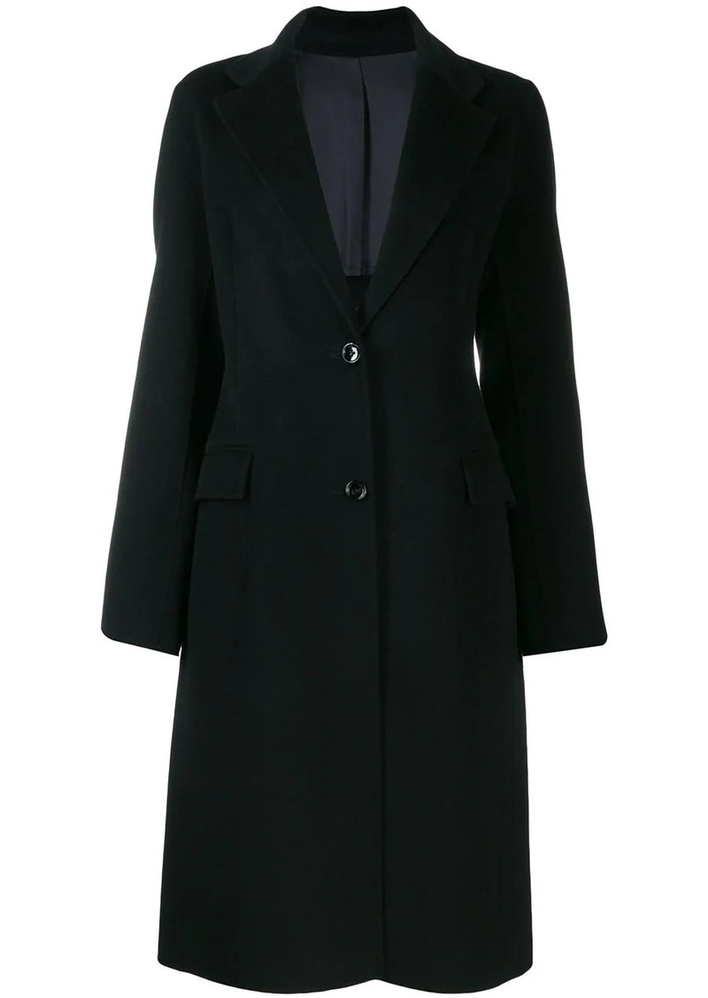 Joseph single breasted coat