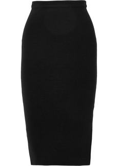 Joseph Stretch Silk-blend Skirt
