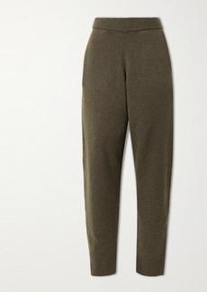 Joseph Wool Track Pants