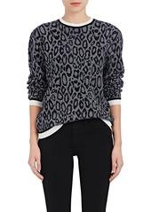 Jourden Women's Giselle Leopard-Pattern Sweater