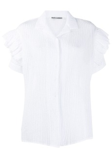 Jourden Lolita ruffled sleeve shirt