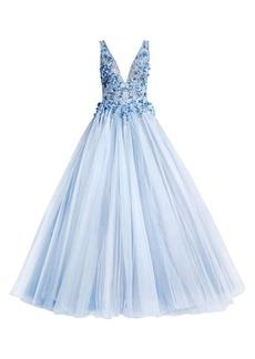 Jovani Beaded Ball Gown