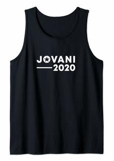 Jovani 2020 Puerto Rico Governor Jovani Vazquez Tank Top