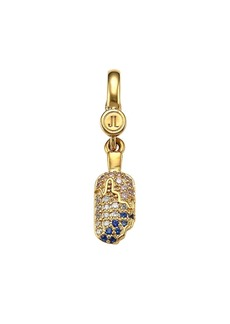 Judith Leiber 14K Goldplated Sterling Silver & Cubic Zirconia Popsicle Charm