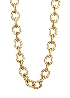 Judith Leiber 14K Goldplated Sterling Silver Base Necklace