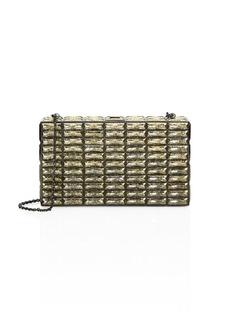 Judith Leiber Duchesse Crystal Box Bag
