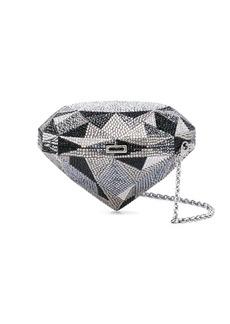 Judith Leiber embellished clutch bag