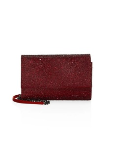 Judith Leiber Fizzoni Crystal Clutch