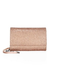 Judith Leiber Fizzoni Embellished Box Shoulder Bag