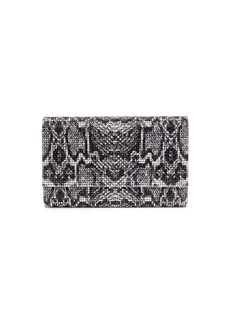 Judith Leiber Fizzoni Slither Crystal Clutch