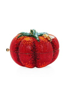 Judith Leiber Heirloom Tomato Crystal Clutch