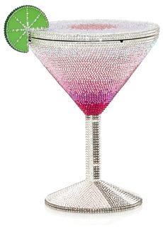 Judith Leiber Cosmopolitan Cocktail Beaded Bag