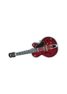 Judith Leiber Acoustic/Electric Guitar Crystal Clutch Bag