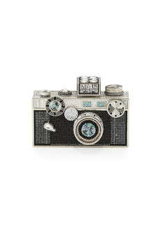 Judith Leiber Camera Clutch Bag
