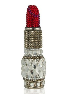 Judith Leiber Crystal Lipstick Pill Box
