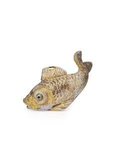 Judith Leiber Koi Fish Crystal Minaudiere
