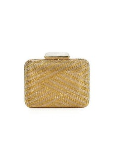 Judith Leiber Couture Large Slim Rectangle Clutch Bag