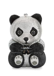 Judith Leiber Ling Panda Evening Clutch Bag