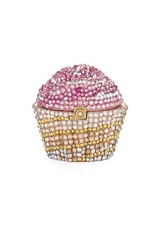 Judith Leiber Strawberry Cupcake Pill Box