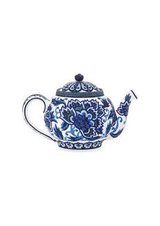 Judith Leiber Teapot Ming Crystal Clutch