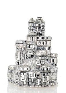 Judith Leiber Schloss Castle Crystal Clutch Bag