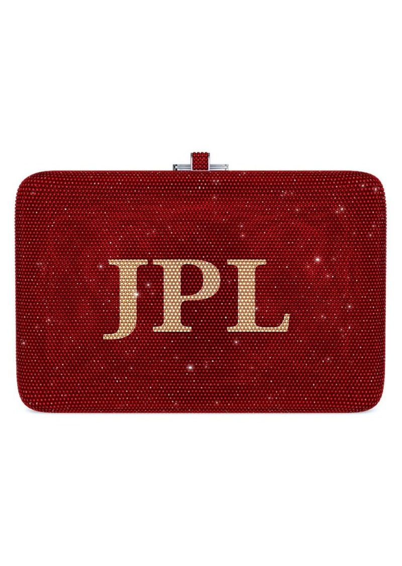 Judith Leiber Slim Slide bag