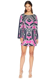 Juicy Couture Avant-Garde Geo Dress