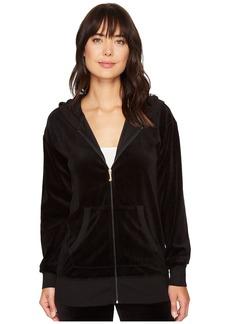 Juicy Couture Beachwood Velour Jacket