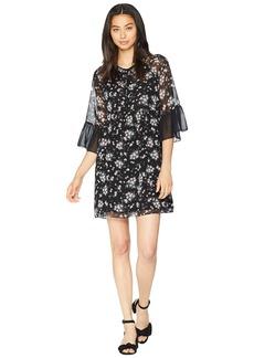 Juicy Couture Beverly Garden Color Block Dress