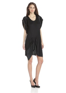 Bird by Juicy Couture Women's Jersey and Satin Dress  M US
