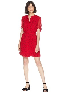 Juicy Couture Charlotte Floral Flirty Dress