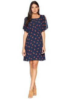 Juicy Couture Cherry Bisou Flirty Dress
