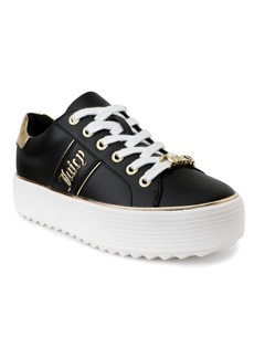 Juicy Couture Closer Platform Fashion Sneaker