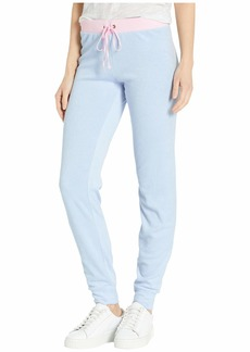 Juicy Couture Color Block Group Microterry Zuma Pants