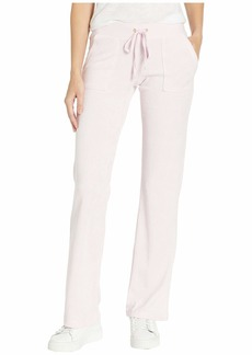 Juicy Couture Del Rey Microterry Pants