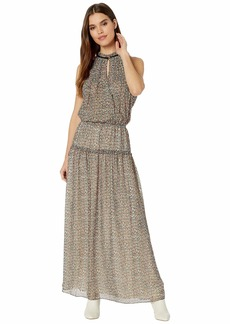 Juicy Couture Del Sol Geo Maxi Dress