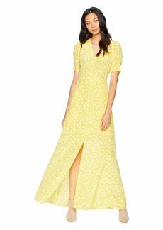 Juicy Couture Ditsy Daisy Maxi Dress