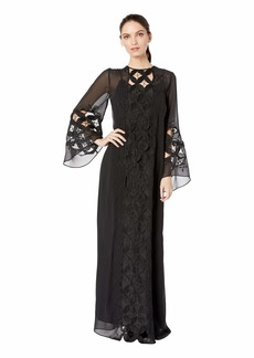 Juicy Couture Embroidered Lace Kaftan