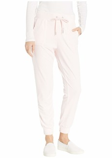 Juicy Couture Glitter Outline Logo Velour Jogger