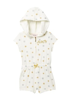 Juicy Couture Hooded Romper (Little Girls)