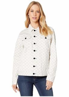 Juicy Couture JC Check Denim Jacket