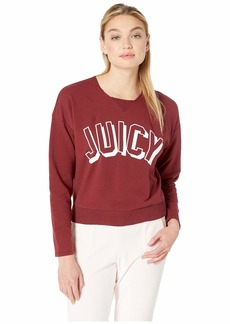 Juicy Couture Juicy Bold Logo Pullover