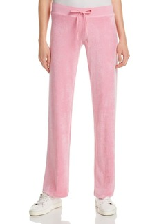 Juicy Couture Black Label Mar Vista Microterry Flare Pants - 100% Exclusive