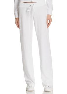 Juicy Couture Black Label Mar Vista Terry Flare Pants