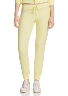 Juicy Couture Black Label Terry Zuma Pants - 100% Exclusive
