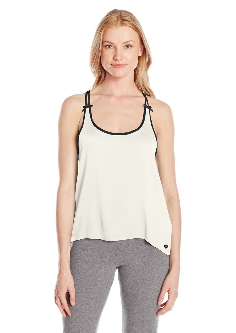 Juicy Couture Black Label Women's Bow Back Cami