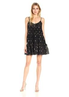Juicy Couture Black Label Women's Cherry Burst Tank Dress Pitch M