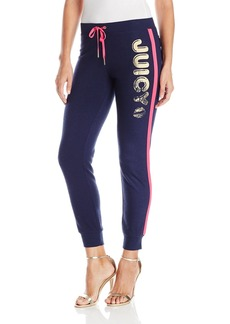 Juicy Couture Black Label Women's Ft Totally Zuma Pant  L
